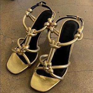Rebecca minkoff sandal heels
